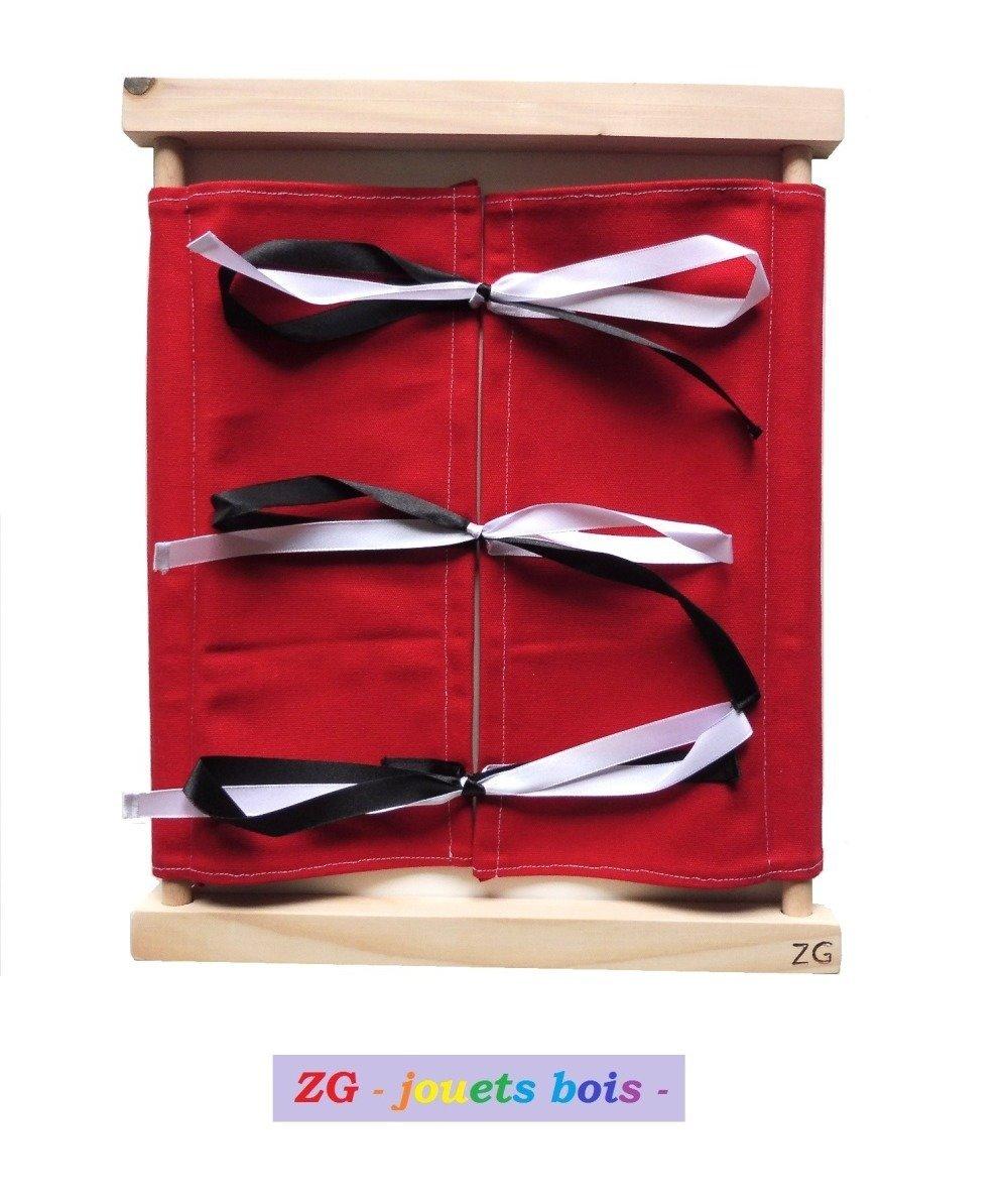 LOT 6 Cadres d'Habillage Montessori