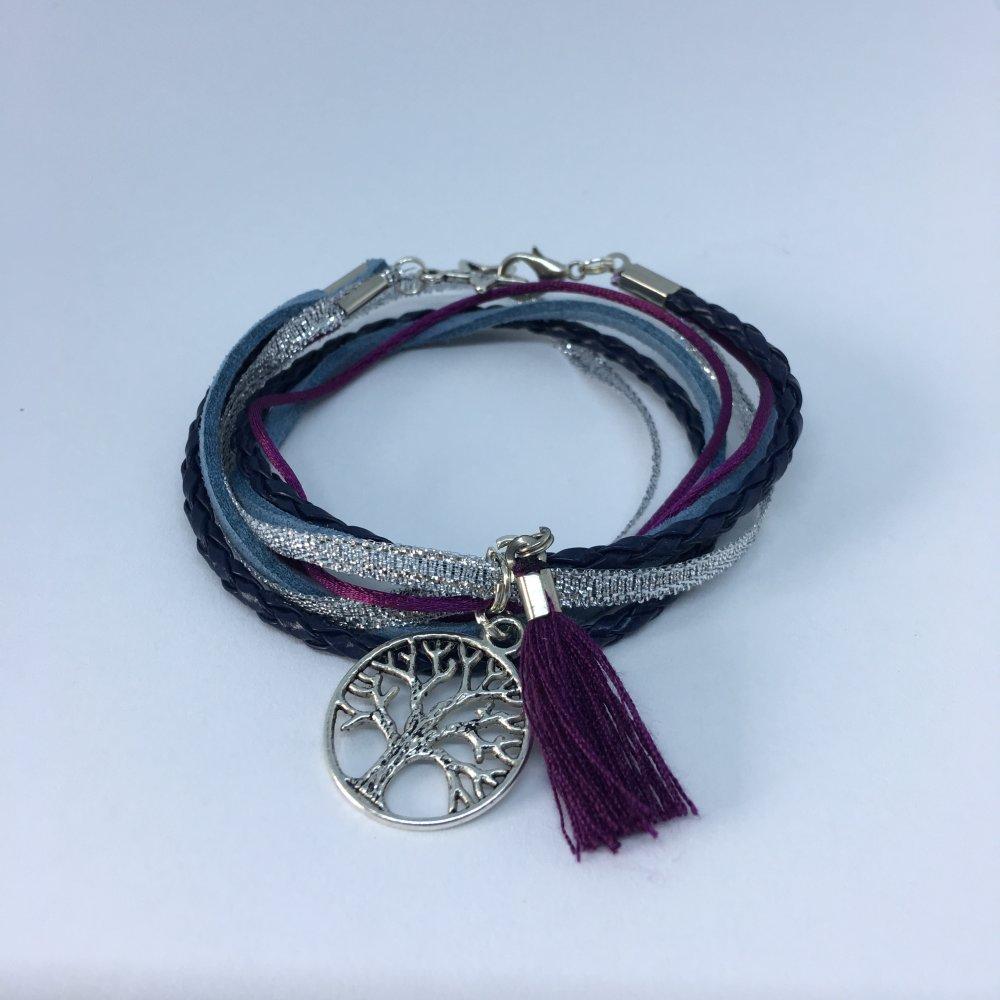 Ensemble 3 Bracelets personnalisables ZINGARITA Le Ravissant