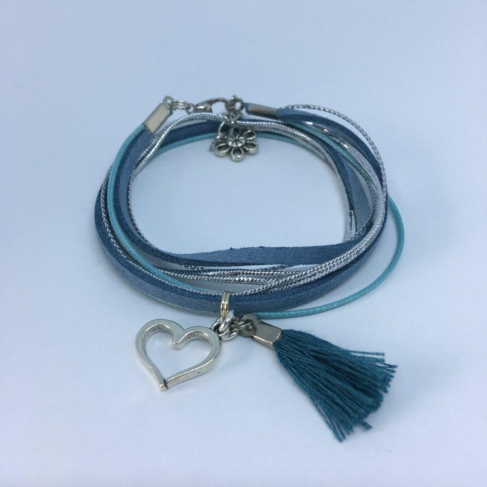 Bracelet Zingarita Sweet, breloque personnalisable