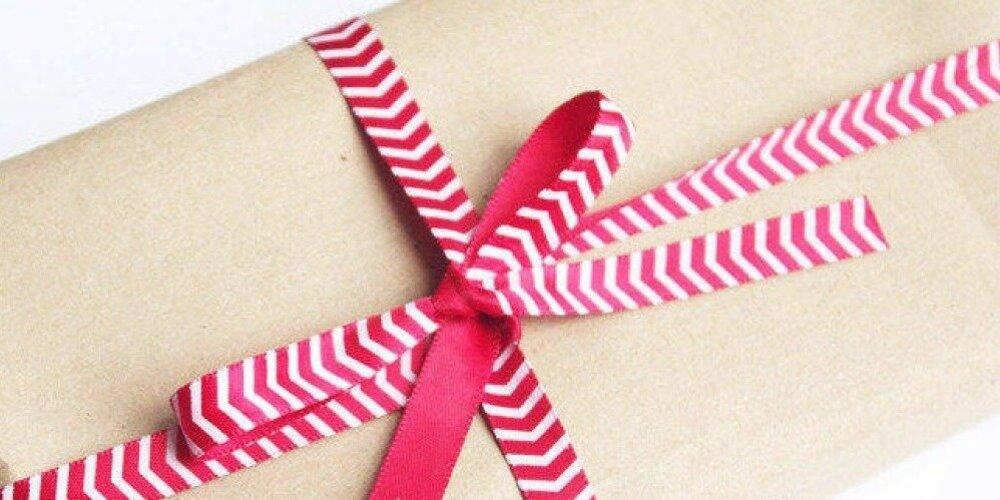 Surprendre avec des emballages cadeaux