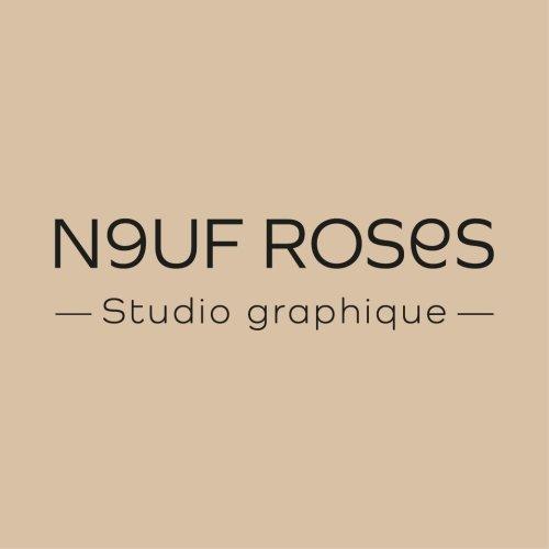 Neuf roses