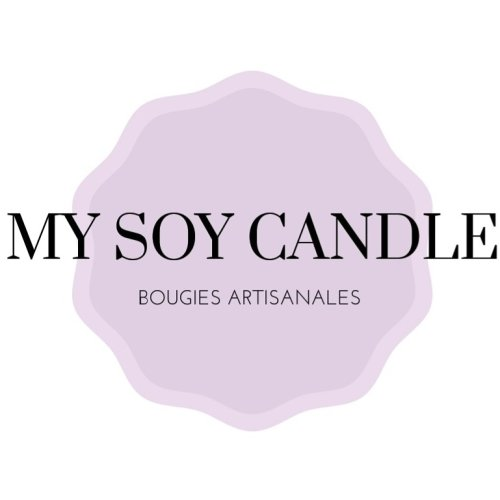 My soy candle