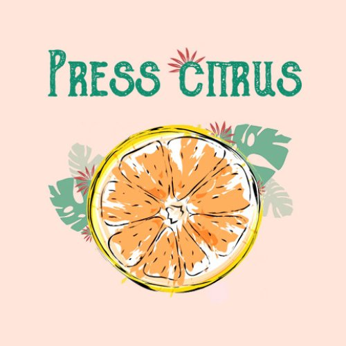 Press-citrus mercerie