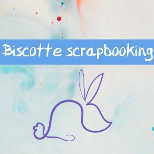 Biscotte scrapbooking