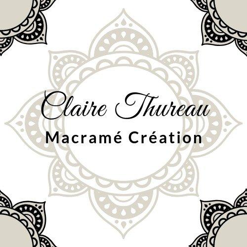 Claire thureau - macramé création