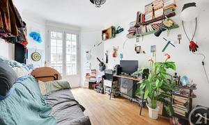 Appartement 1pièce 17m² Paris 20e