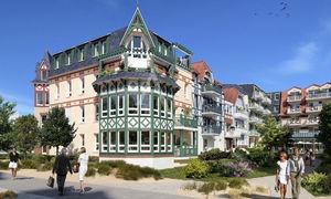 Appartement 3pièces 63m² Le Touquet-Paris-Plage