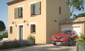 Maison neuve 4pièces 76m² Arles