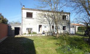 Maison 7pièces 120m² Aubeterre-sur-Dronne