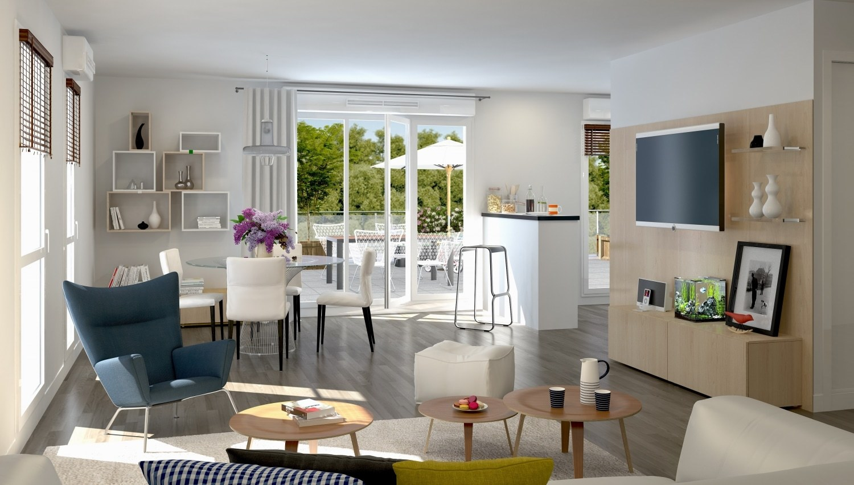 programme immobilier oxygen à colombelles : 10 biens neufs - 117 000
