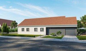 Maison neuve 5pièces 120m² Cernon
