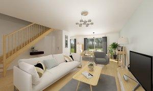 Maison neuve 6pièces 105m² Wavrechain-sous-Faulx