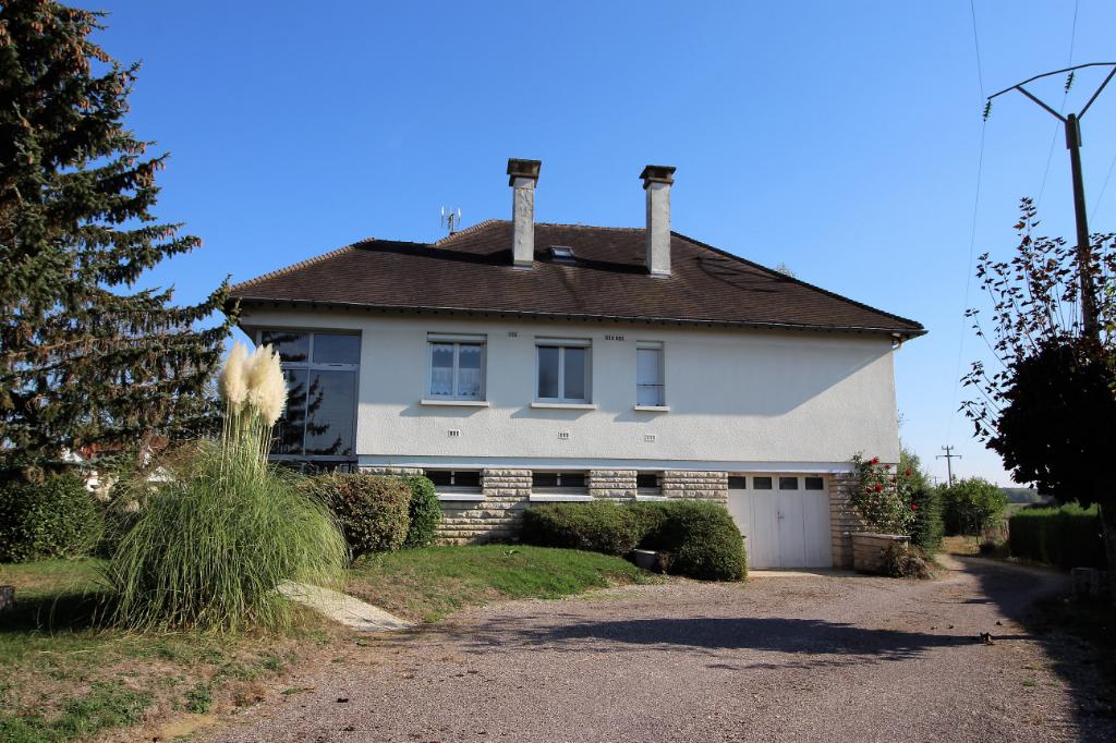 Maison 6pièces 120m² Ervy-le-Châtel