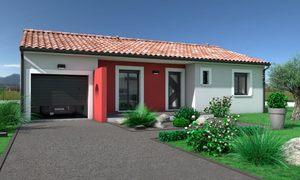 Maison neuve 5pièces 90m² Saint-Germain-des-Prés