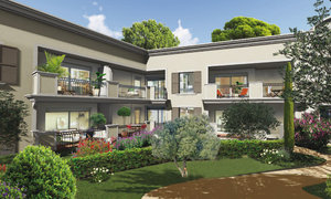 Appartement 2pièces 41m² La Londe-les-Maures