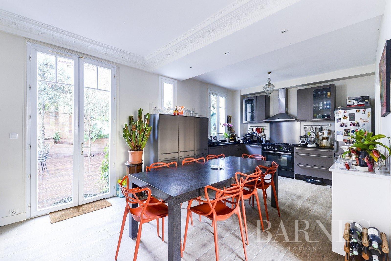 Maison a louer boulogne-billancourt - 10 pièce(s) - 257 m2 - Surfyn