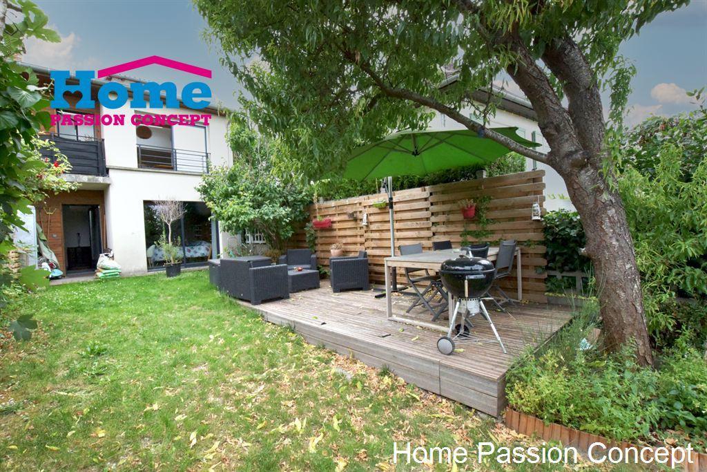 Maison a vendre nanterre - 5 pièce(s) - 120 m2 - Surfyn