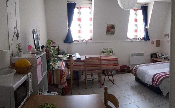 Location Appartement Meuble Nevers Centre Ville 58000