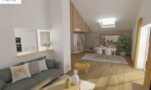 Appartement 4pièces 106m² Essert
