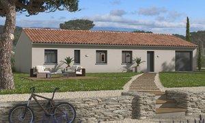 Maison neuve 5pièces 113m² Monclar-de-Quercy