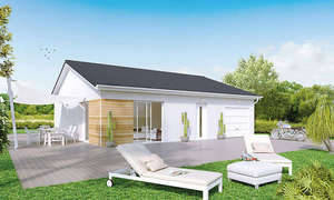 Maison neuve 4pièces 85m² Saint-Aignan