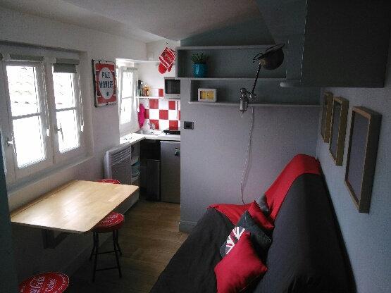 Studio 9m² La Rochelle