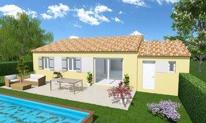 Maison neuve 3pièces 73m² Mallefougasse-Augès