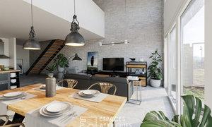 Appartement 4pièces 105m² Anglet
