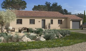 Maison neuve 4pièces 105m² Peyrolles-en-Provence