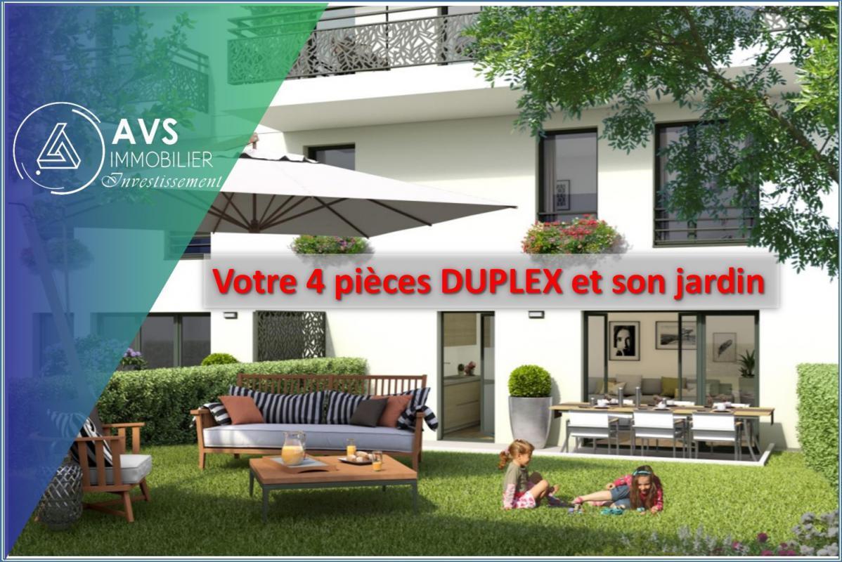 Appartement 4pièces 96m² Chaville