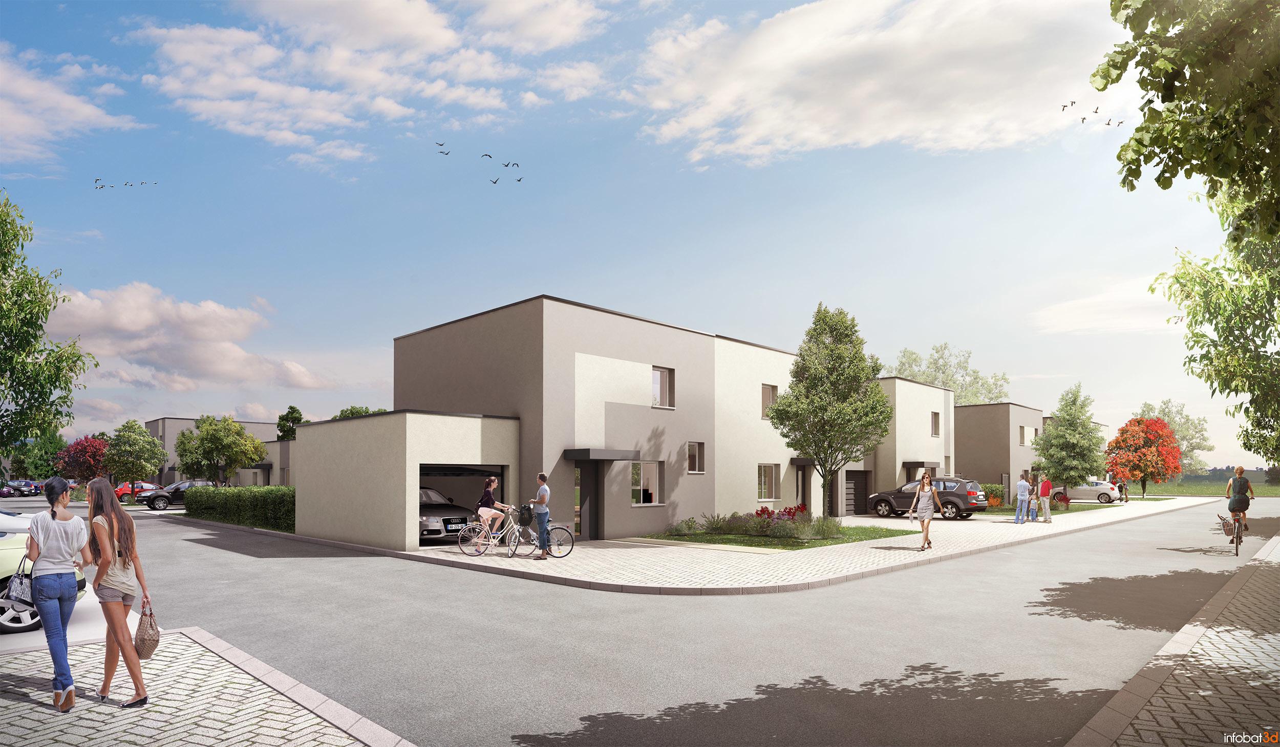 programme immobilier les villas saint martin à cambes-en-plaine
