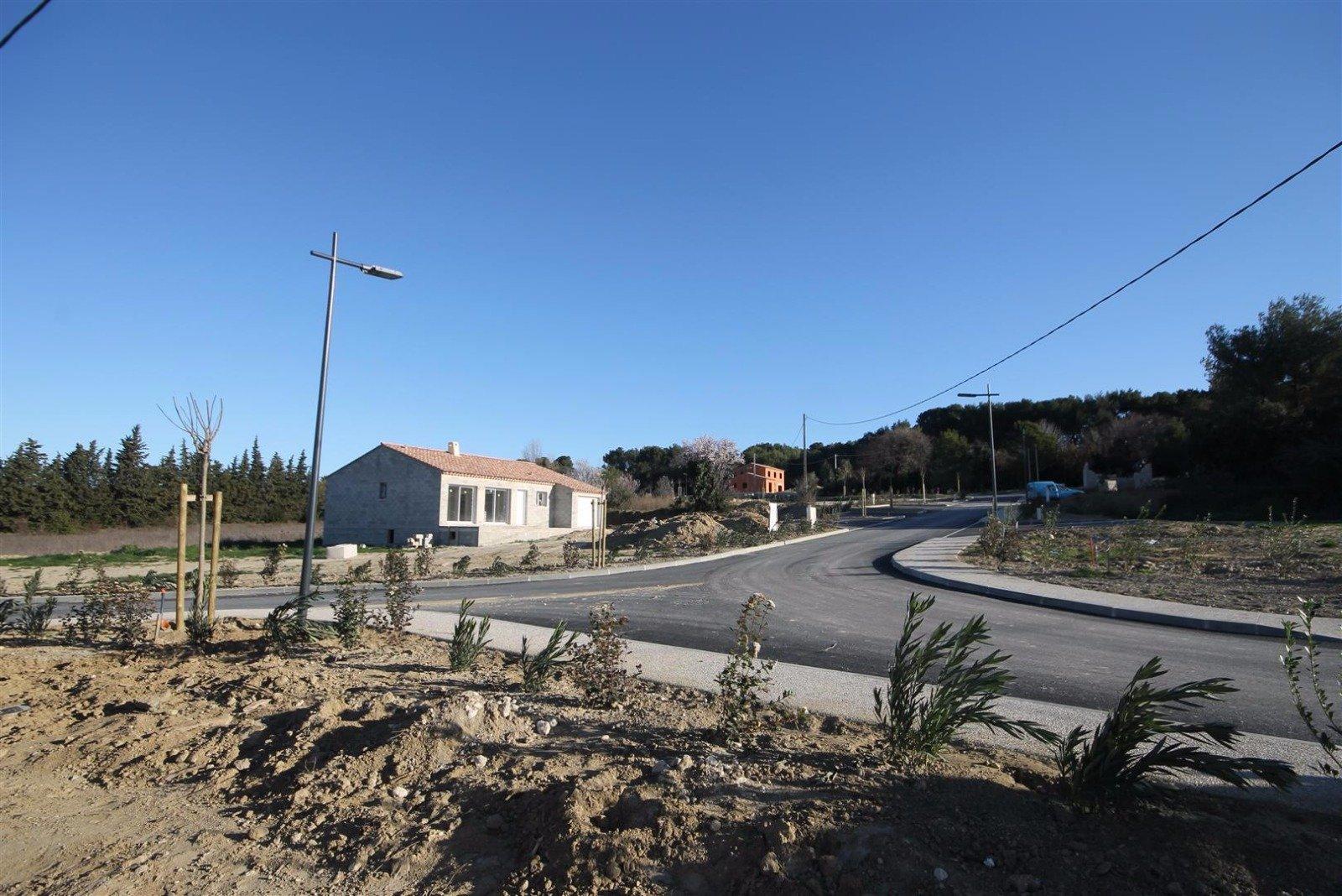 Terrain 476m² à Carpentras