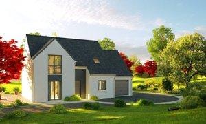 Maison neuve 6pièces 115m² Grez-sur-Loing
