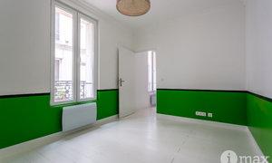 Appartement 2pièces 34m² Paris 18e