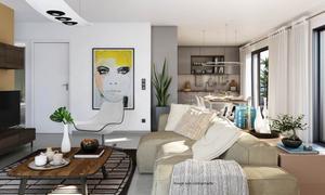 Appartement 6pièces 106m² Lyon 7e
