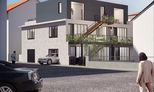 Appartement 2pièces 55m² Strasbourg