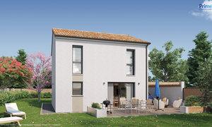 Maison neuve 4pièces 90m² Saint-Julien-l'Ars