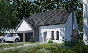 Maison neuve 5pièces 102m² Alizay