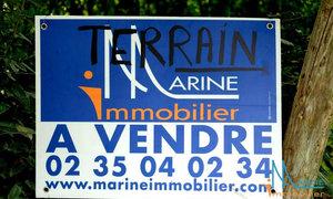 Terrain 320m² Dieppe