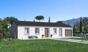Maison neuve 4pièces 97m² Saint-Viaud