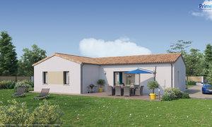 Maison neuve 4pièces 99m² Saint-Cyr