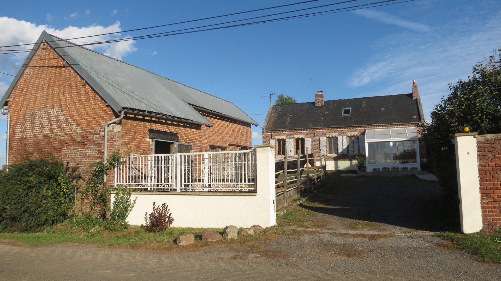 Maison 5pièces 93m² Monchy-Lagache