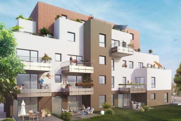 Appartement 4pièces 80m² Brumath