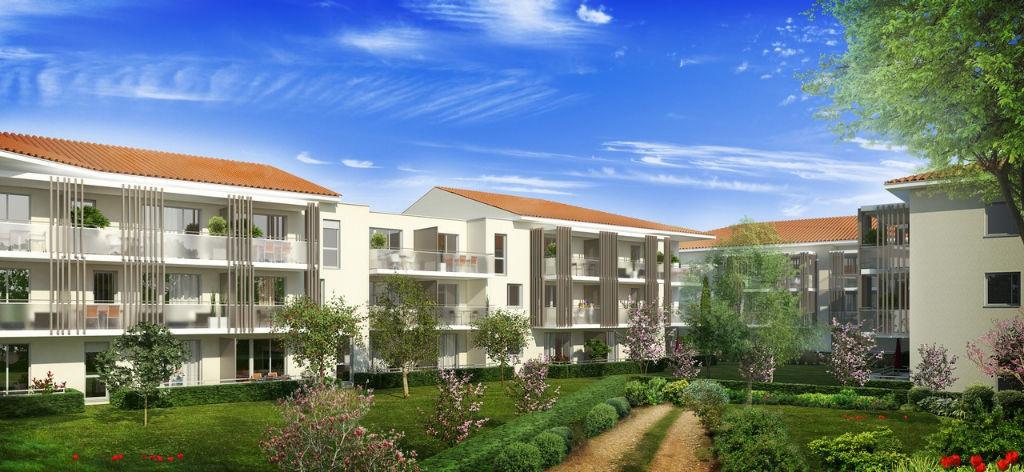 Appartement 3pièces 62m² à Castanet-Tolosan