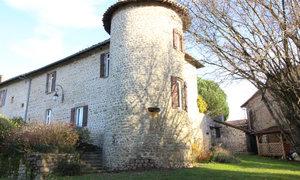 Maison 8pièces 160m² Saint-Gence
