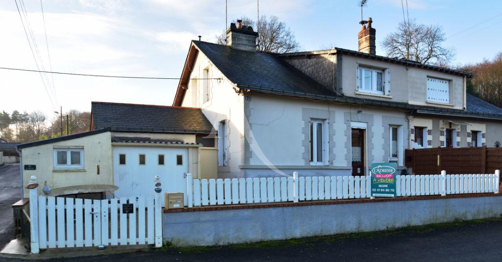 Maisons à Vendre à Nyoiseau Entre Particuliers Et Agences