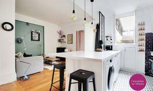 Appartement 3pièces 53m² Vincennes