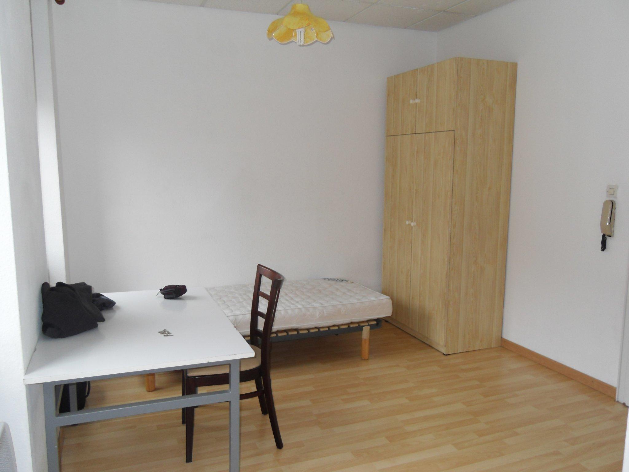Exceptionnel Studio Meublé 16 M²Strasbourg 67000 (Forêt Noire)
