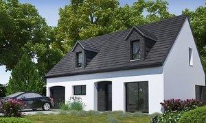 Maison neuve 5pièces 127m² Varennes-sur-Seine