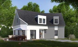 Maison neuve 5pièces 137m² Tôtes
